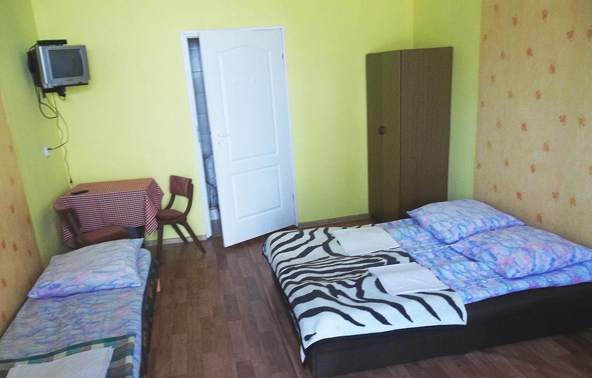 Pokój z łazienką 3